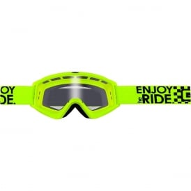 ONeal B-Zero Cross Goggles Yellow