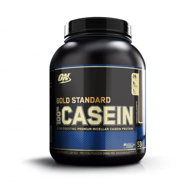 Optimum Nutrition 100% Casein Protein 4lbs