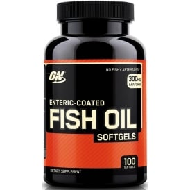 Optimum Nutrition Fish Oil Capsule 100 Softgels
