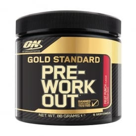 Optimum Nutrition Gold Standard Pre-Workout 8 Servings 88g