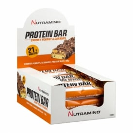 Nutramino Bar Box of 12 - Protein