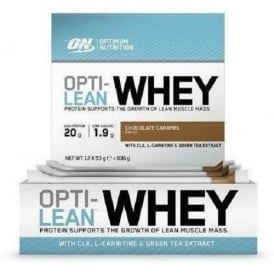Optimum Nutrition Opti-Lean Whey Bar Box