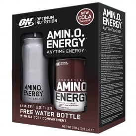 Optimum Nutrition Pack Amino Energy Cola/Bottle