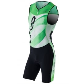 ORCA Men's 226 Kompress Printed Tri Race Suit - 2016