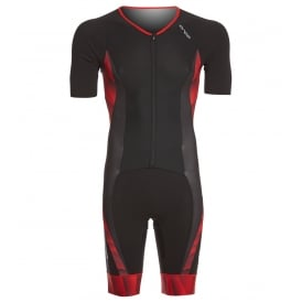 ORCA Men's 226 Short Sleeve Race Tri Suit