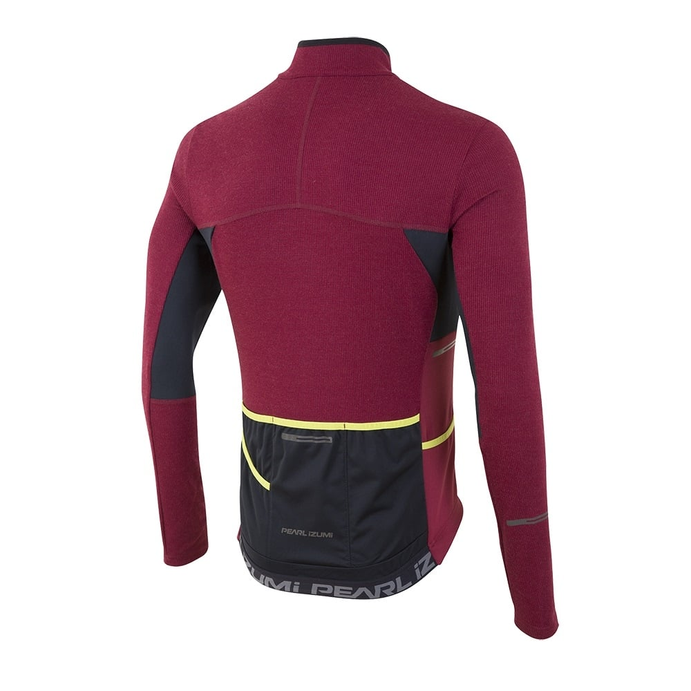 Pearl Izumi Men s P.R.O. Escape Thermal Jersey - Cycling from The ... d831e4aad