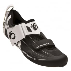 Pearl Izumi Men's Tri Fly ELITE v6 White/Black