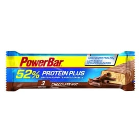 PowerBar 52% ProteinPlus Bar Chocolate Nut