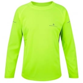Ronhill Junior Pursuit Long Sleeve Tee