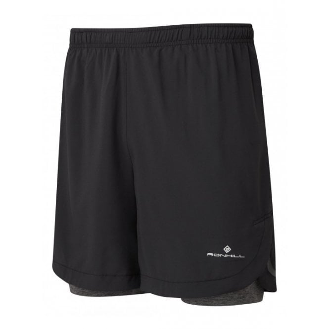 Ronhill Men's Momentun Twin 7'' Short