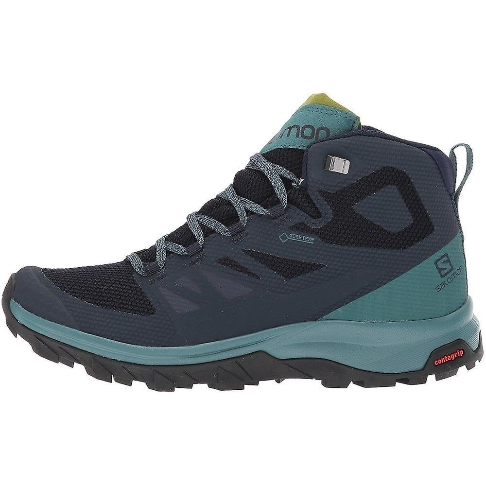 salomon outline gtx mid womens 50