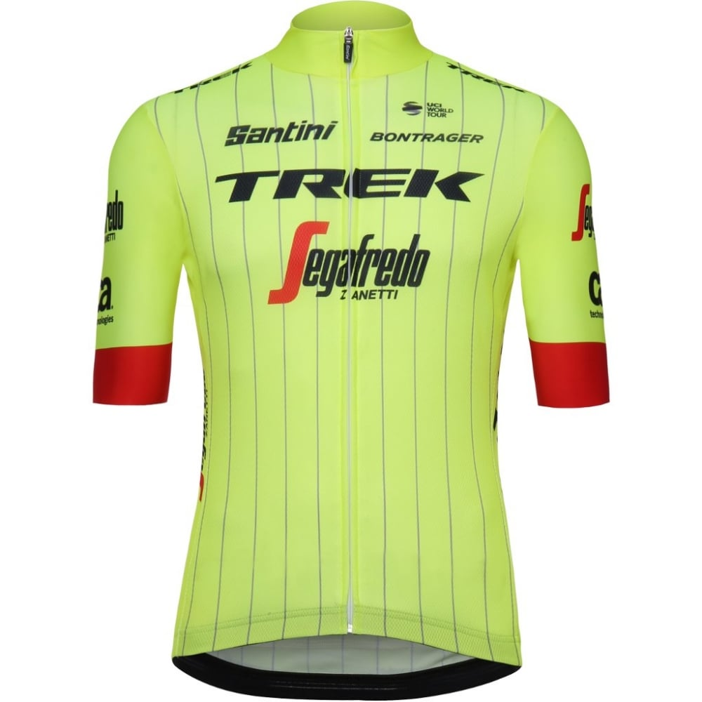 Santini Team Trek-Segafredo BLEND Jersey - Cycling from The Edge ... 90aebd935