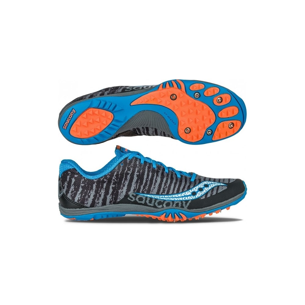 Saucony Kilkenny XC5 - Running from The