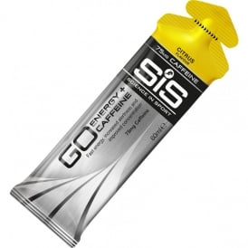 SIS GO Plus Caffeine Gel Citrus 60 ml Tube