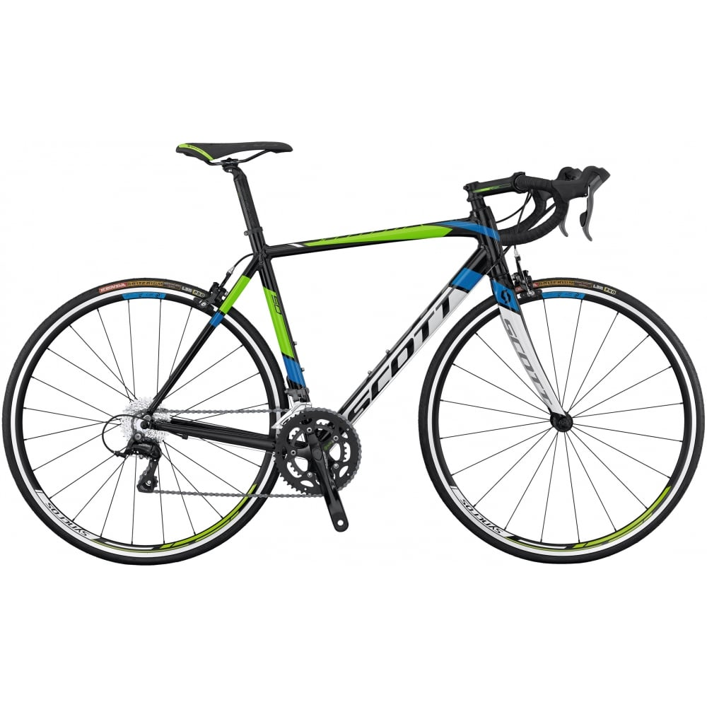 Scott Speedster 50 (CD16) 2015 - Cycling from The Edge Sports Ltd UK