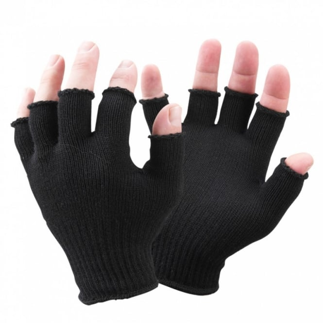 SealSkinz Seal Sk Fingerless Wool Gloves
