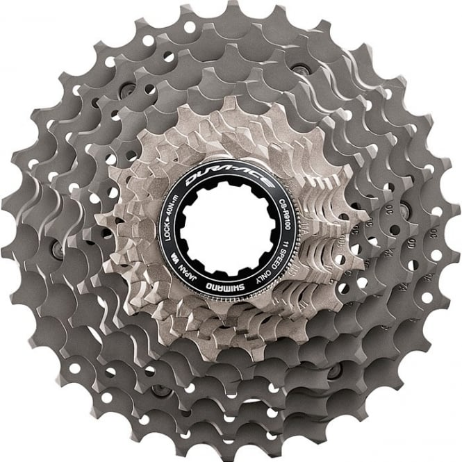 Shimano CS-R9100 Dura-Ace 11-Speed Cassette 11 - 30T