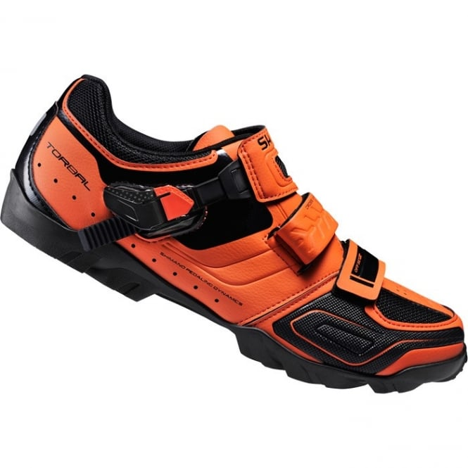 Shimano M089 SPD Shoes Orange