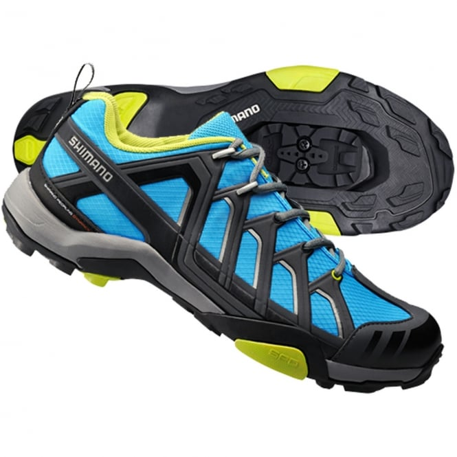 Shimano MT34 SPD Touring/Leisure Shoes Blue
