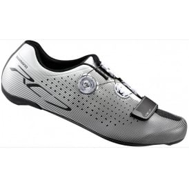 Shimano RC7 SPD- SL Road Shoes White Wide