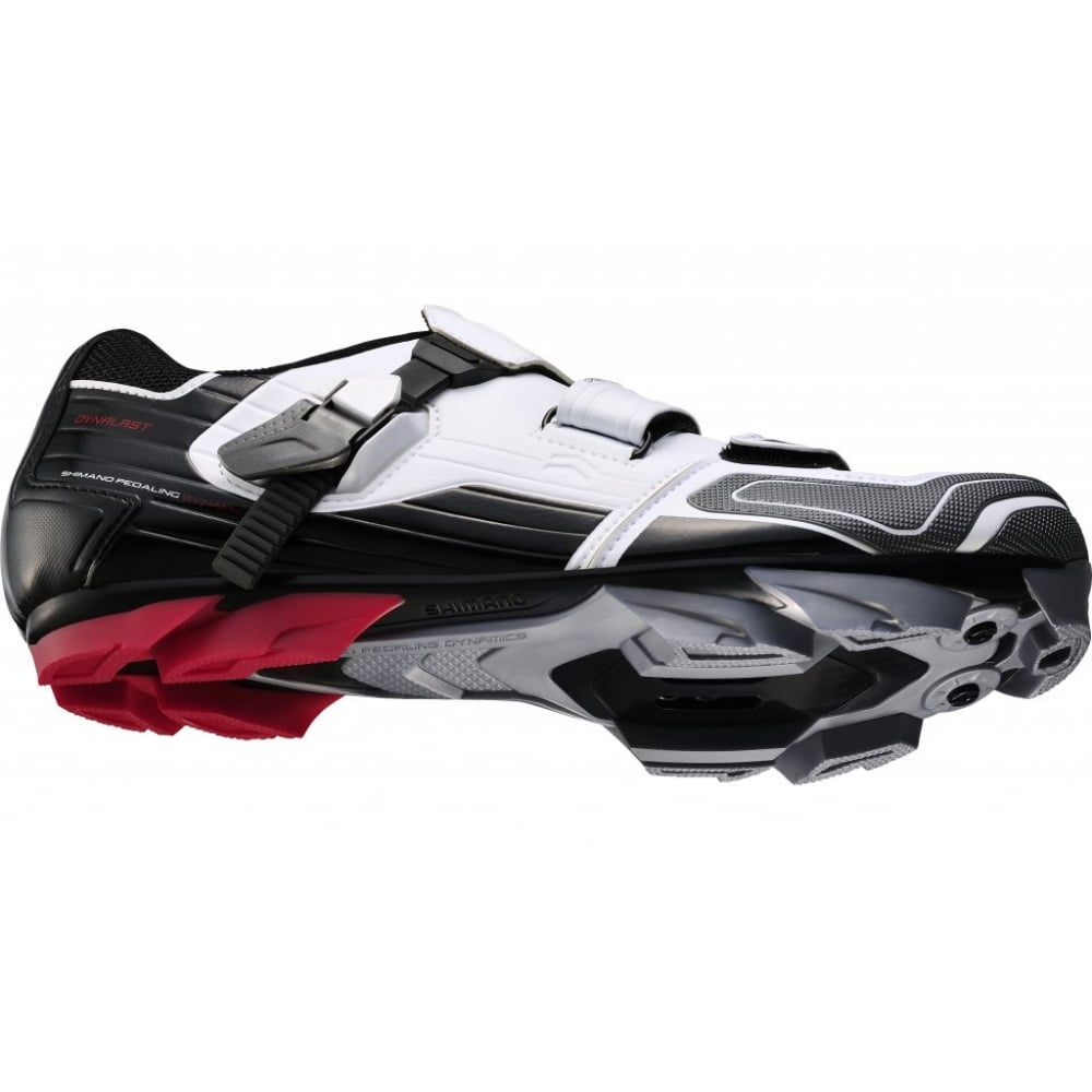 861935ccfaf Shimano SH-XC51W SPD shoes MTB- shoes white/black - Cycling from The ...