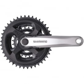 Shimano 'Tourney' FC-M131 chainset