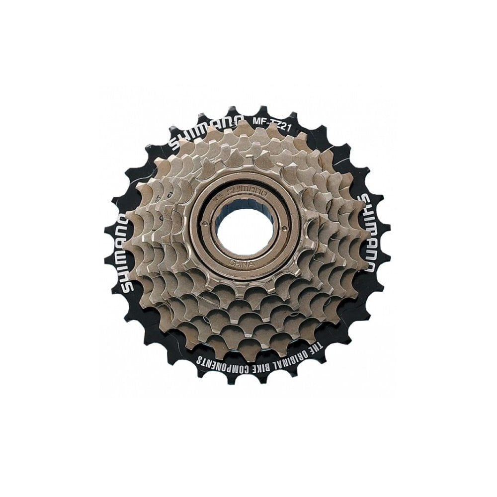64b61cd3d54 Shimano Tourney MF-TZ21 Cassette 7-Speed 14-28 Teeth - Cycling from ...