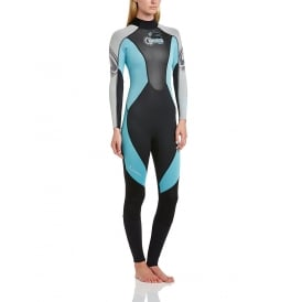 Sola Women's Ignite 3/2 Ladies Fullsuit Wetsuit