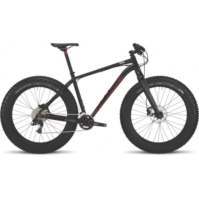 Specialized Fatboy Expert Black