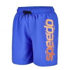 Speedo Boys Beach Punch Graphic Leisure Watershorts 15