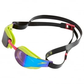 Speedo Fastskin 3 Elite Mirror Goggle Purple