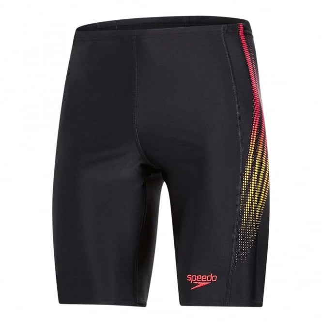 Speedo Men's Placement Panel Jammer