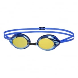 Speedo Opal Mirror Plus Goggle Blue/Gold