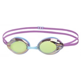 Speedo Opal Mirror Plus Goggle Orchid/Purple