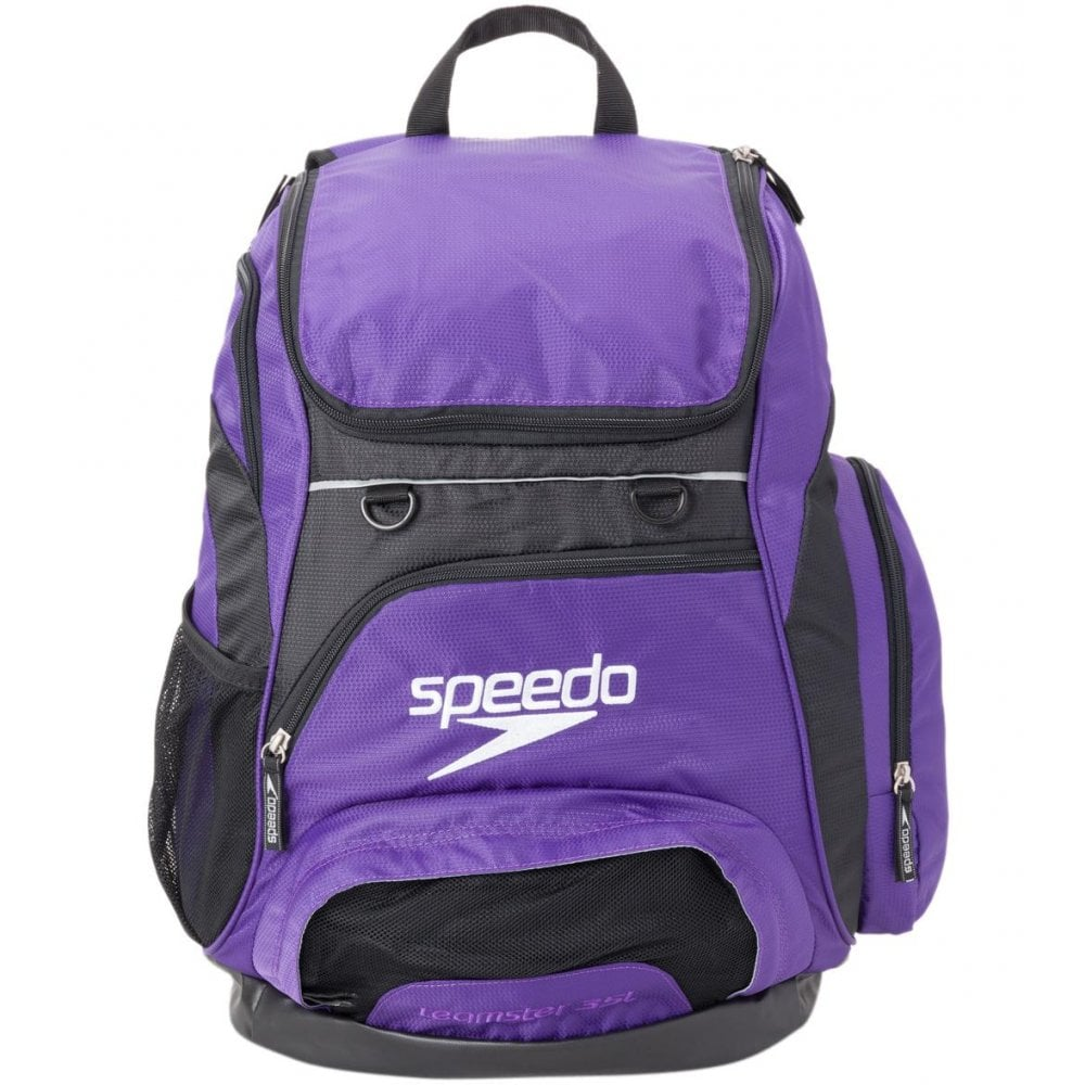 b56b28026e6 Speedo T-Kit Teamster Backpack 35L Purple - Swimming from The Edge ...