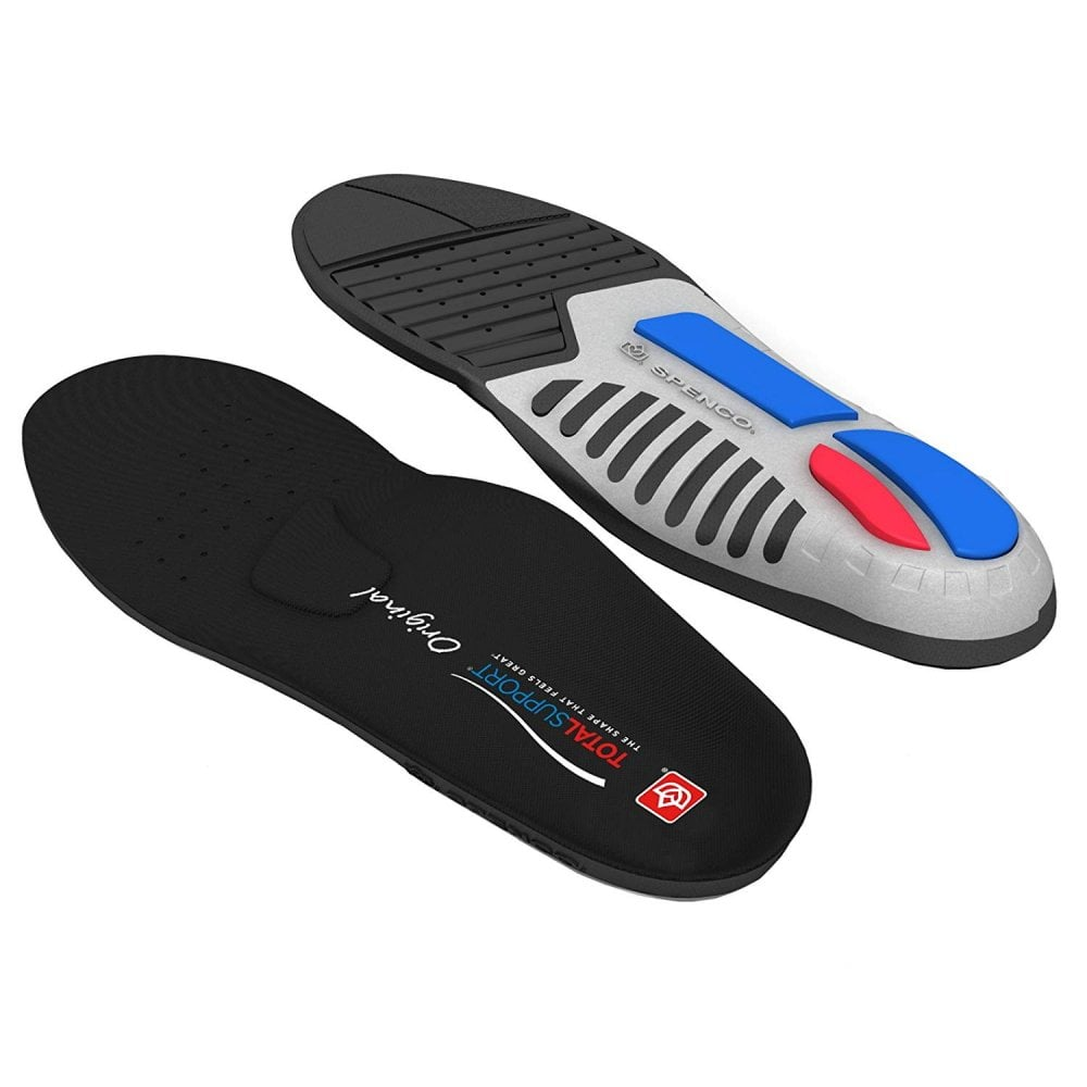 2cb134c166 Spenco Ironman Total Support Original Insoles - Running from The ...