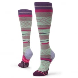 Stance Women's Motivation OTC Socks Purple