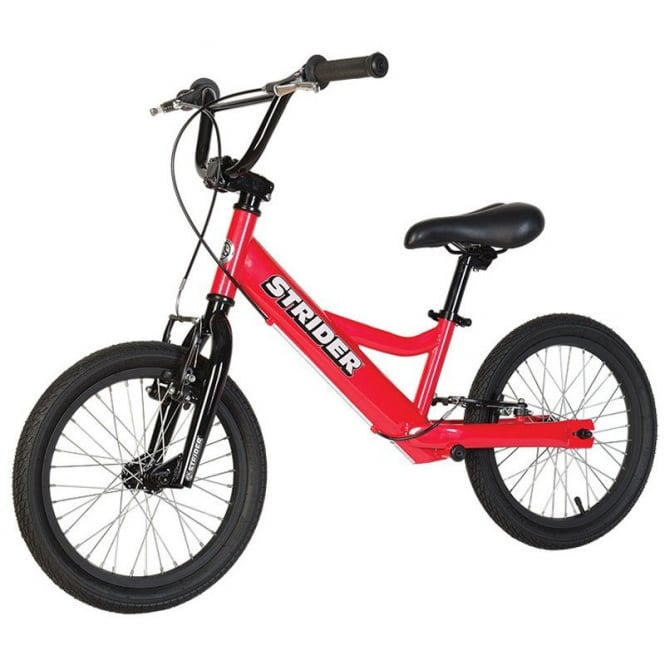Strider Youth 16 Sport No-Pedal Balance Bike