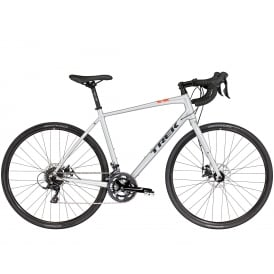 Trek CrossRip 1 2018 Silver