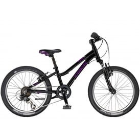 Trek Precaliber 20 6-Speed Girl's Black