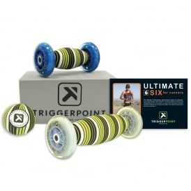 Trigger Point Ultimate 6 Kit Book & DVD