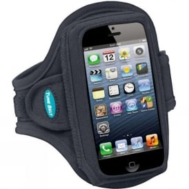 Tune Belt Armband for Larger Smartphones and iPhone 5 in Bumper case