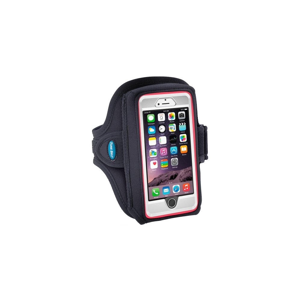 more photos f5be2 2dd42 Tune Belt Tune Belt Sport Armband for iPhone 6 with OtterBox/Large Case AB89