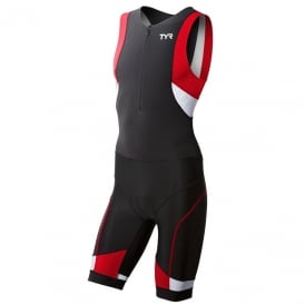 TYR Men's Competitor Trisuit w/ Front Zipper