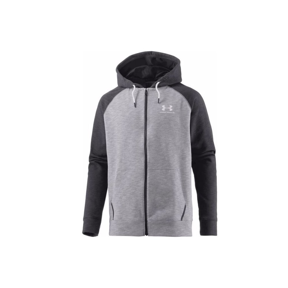 competitive price 90ad3 20739 UNDER ARMOUR ColdGear Sportstyle Full Zip Triblend Hoodie Jacket
