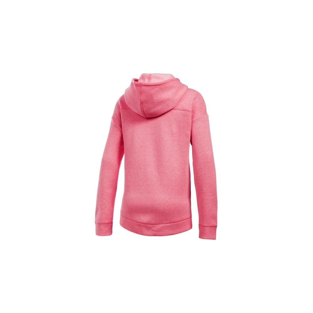 Under Armour Girls Fleece Full Zip Hoodys