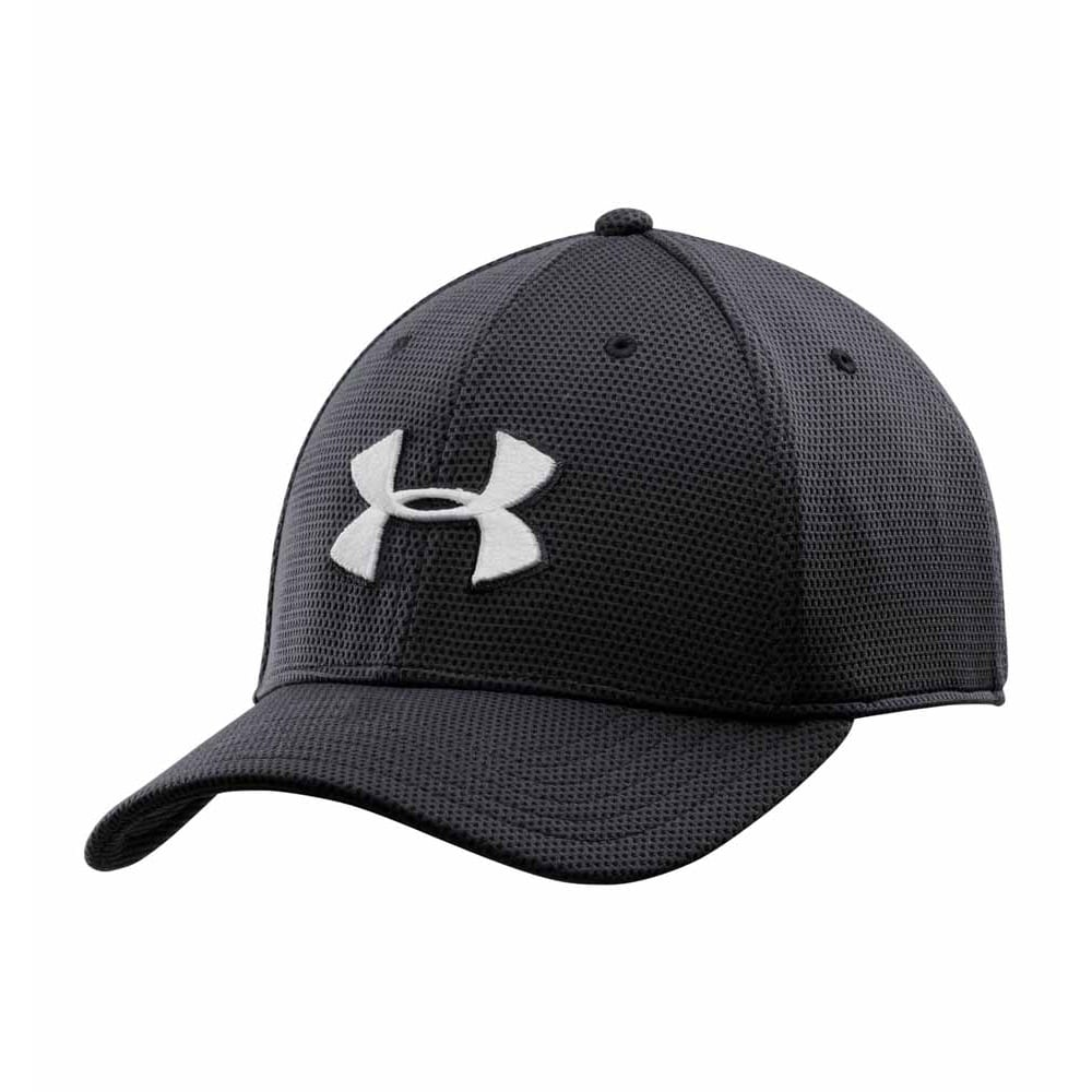 79199305aa0 UNDER ARMOUR Men s Blitzing II Stretch Fit Cap - Running from The ...