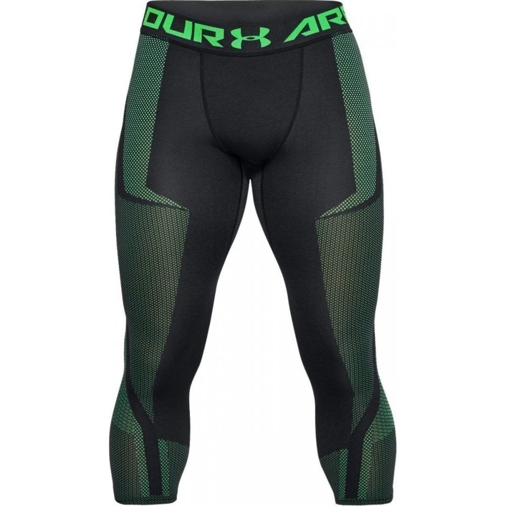 d99cc31a967b53 UNDER ARMOUR Men's UA Seamless ¾ Leggings - Running from The Edge ...