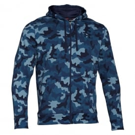 Men's UA Storm Rival Fleece Printed Hoodie