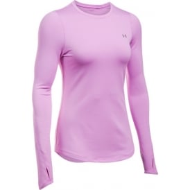 UNDER ARMOUR Women's ColdGear® Armour Fitted Crew